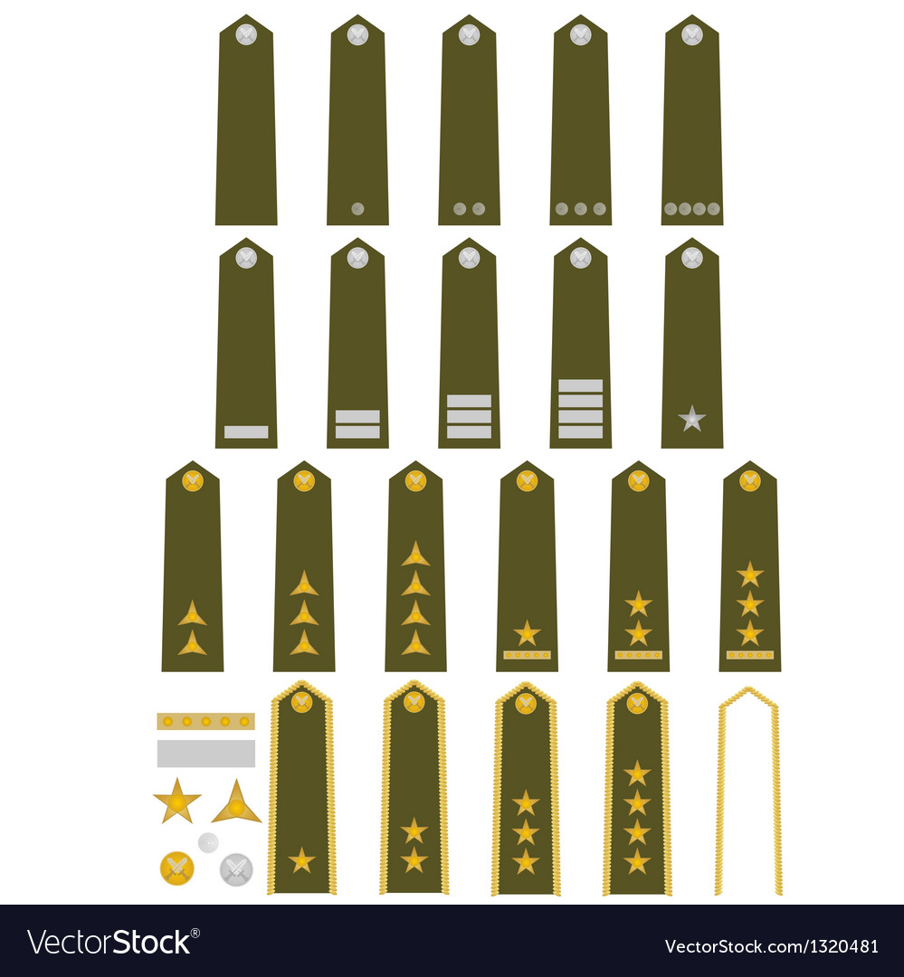 Czech army insignia vector | Price: 1 Credit (USD $1)