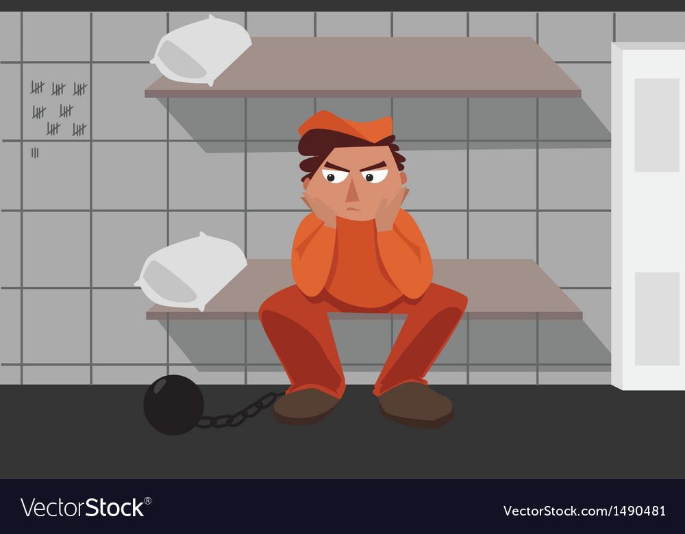 Prison vector | Price: 1 Credit (USD $1)