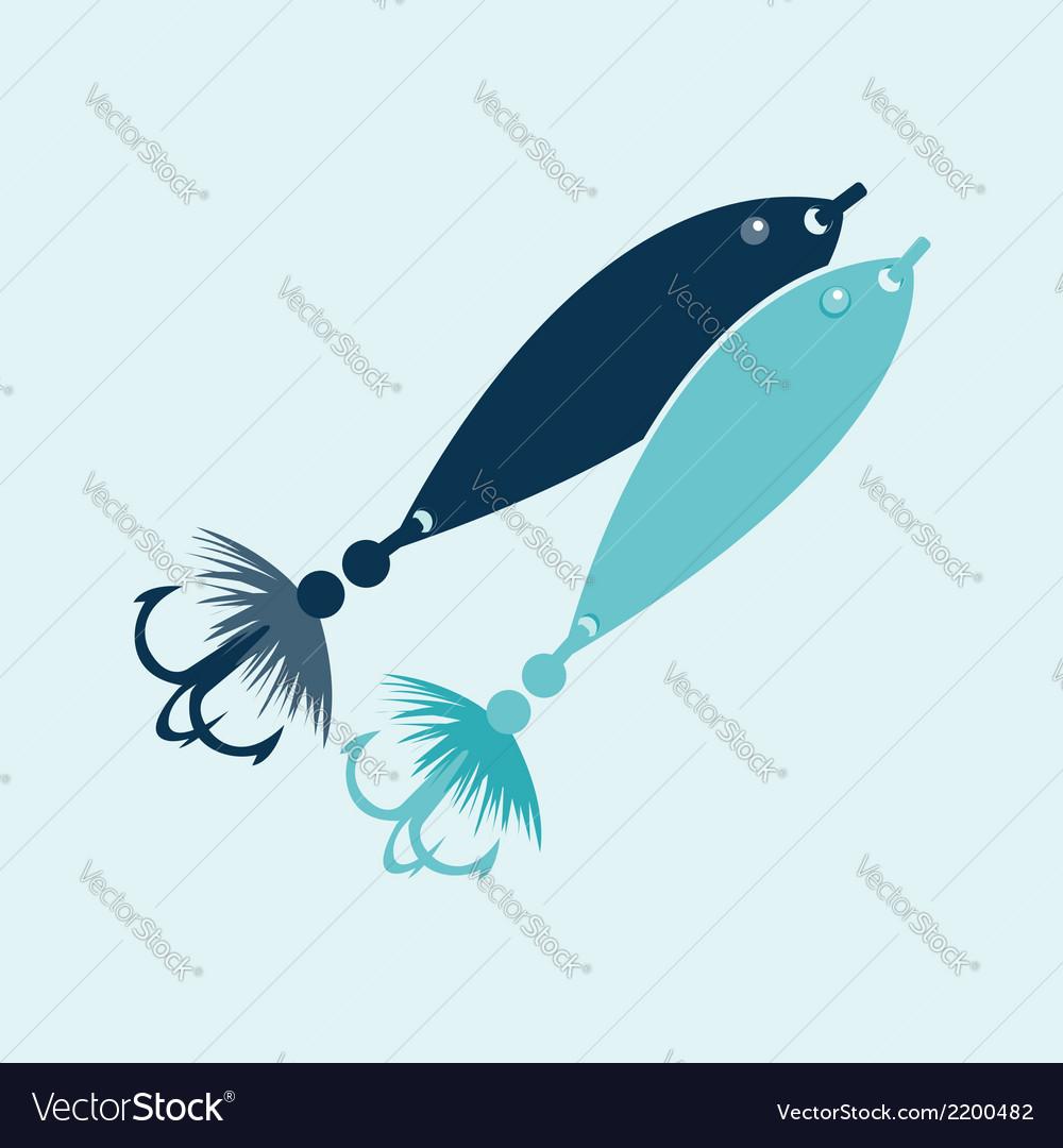 Fishing icon vector   Price: 1 Credit (USD $1)