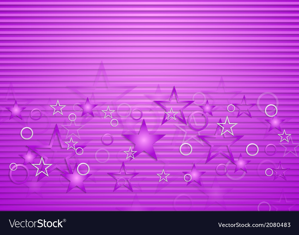 Bright purple concept design vector | Price: 1 Credit (USD $1)