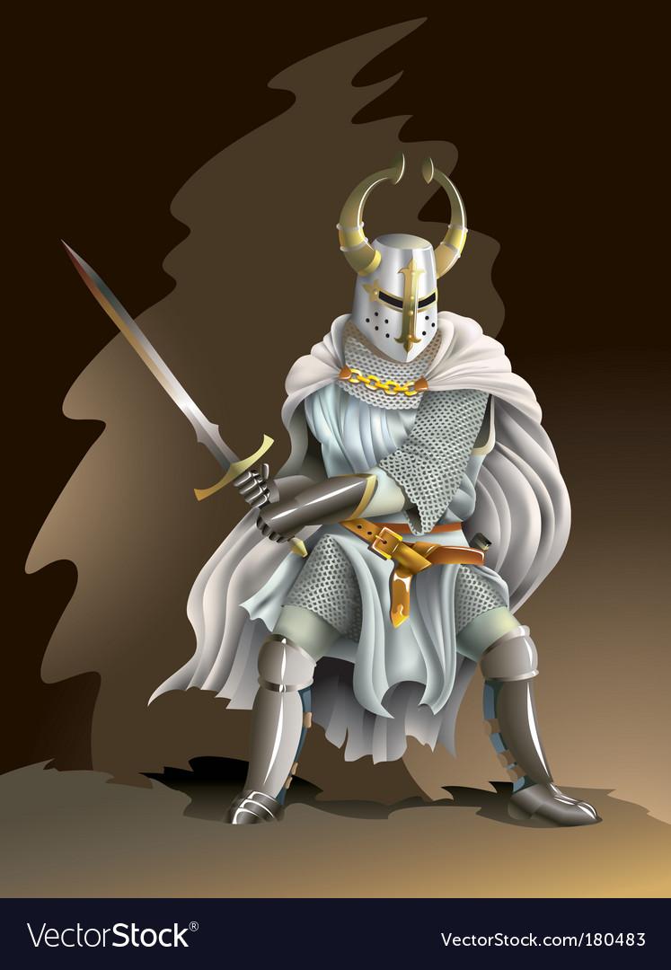 Crusader vector | Price: 5 Credit (USD $5)