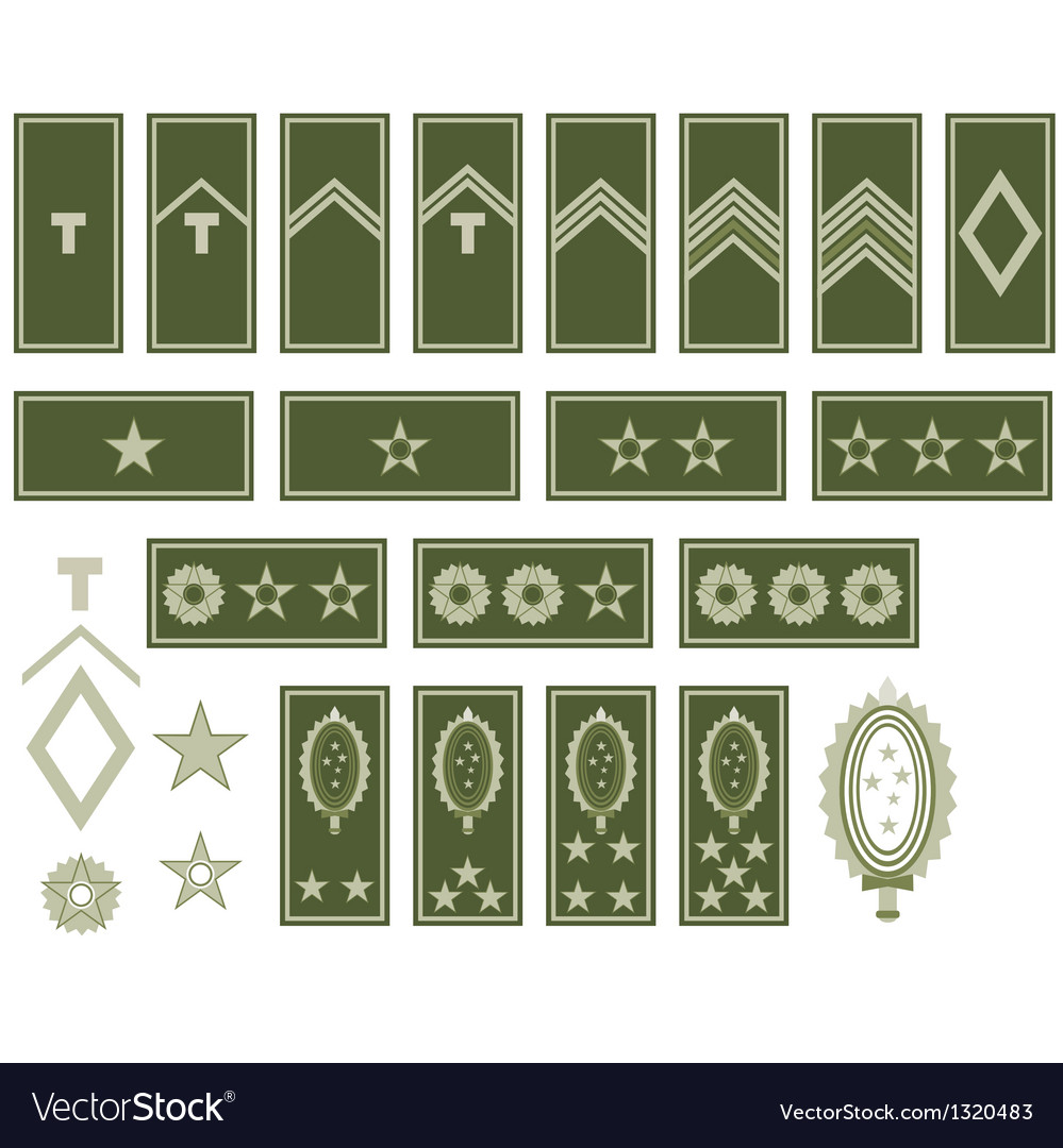 Insignia of the army of brazil vector   Price: 1 Credit (USD $1)