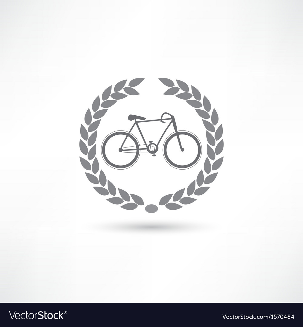 Bike icon vector | Price: 1 Credit (USD $1)
