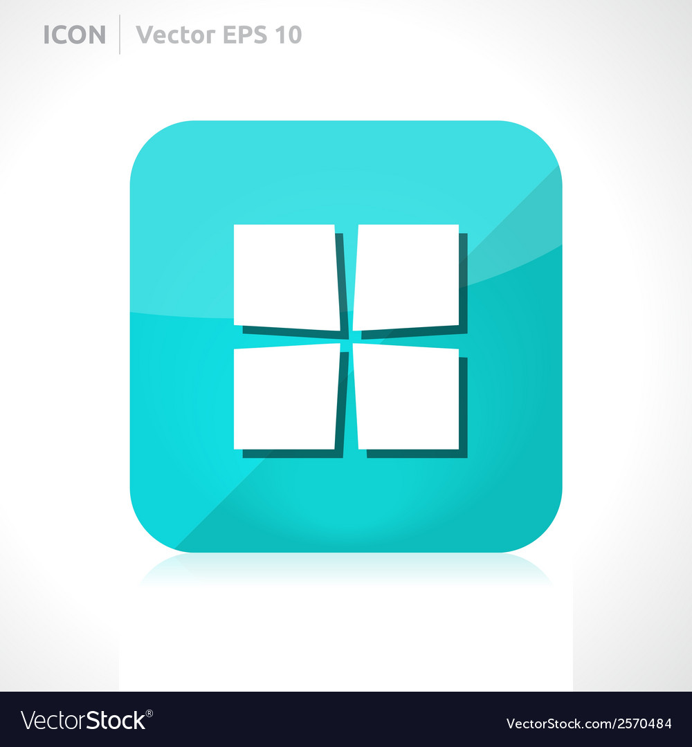 Enter icon vector | Price: 1 Credit (USD $1)