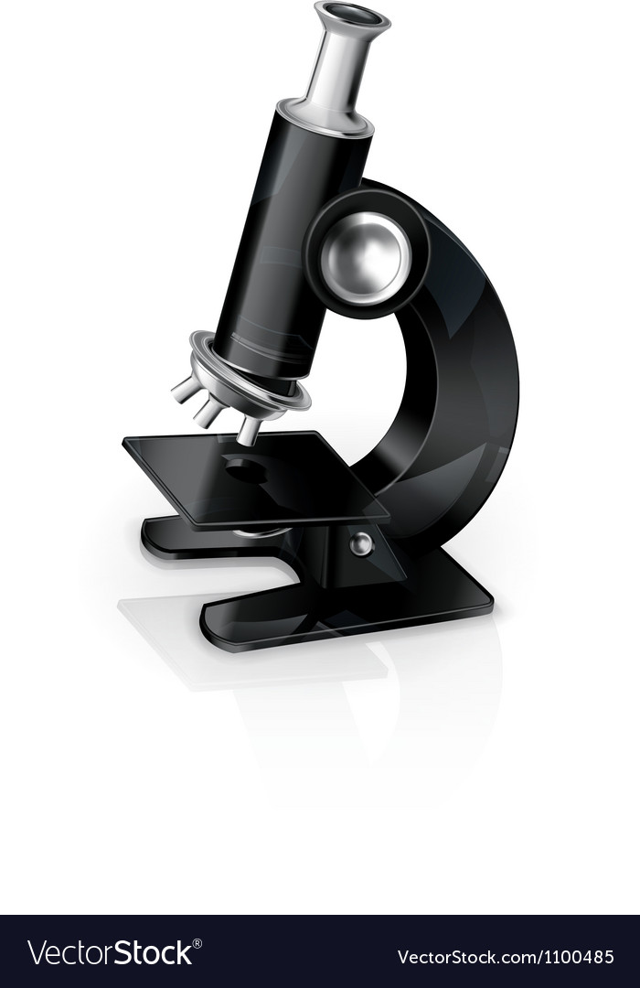 Microscope vector | Price: 3 Credit (USD $3)