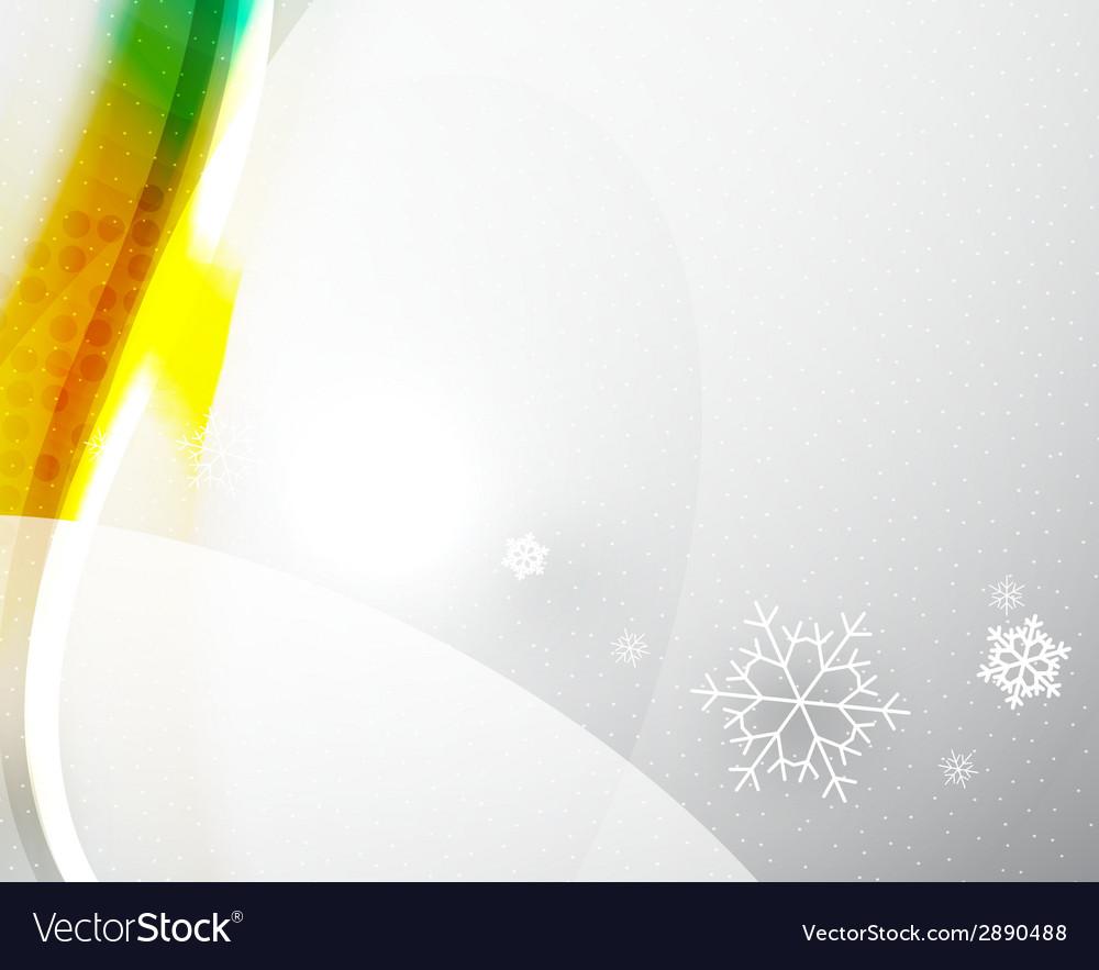 Unusual abstract color wave vector | Price: 1 Credit (USD $1)