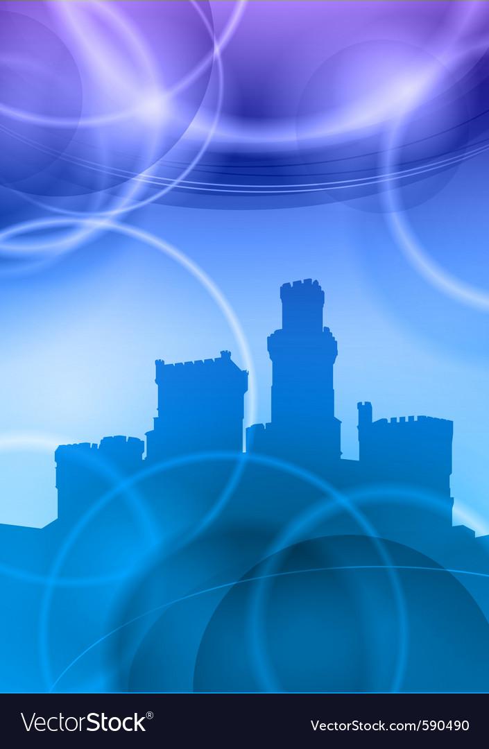 Castle heaven vector   Price: 1 Credit (USD $1)