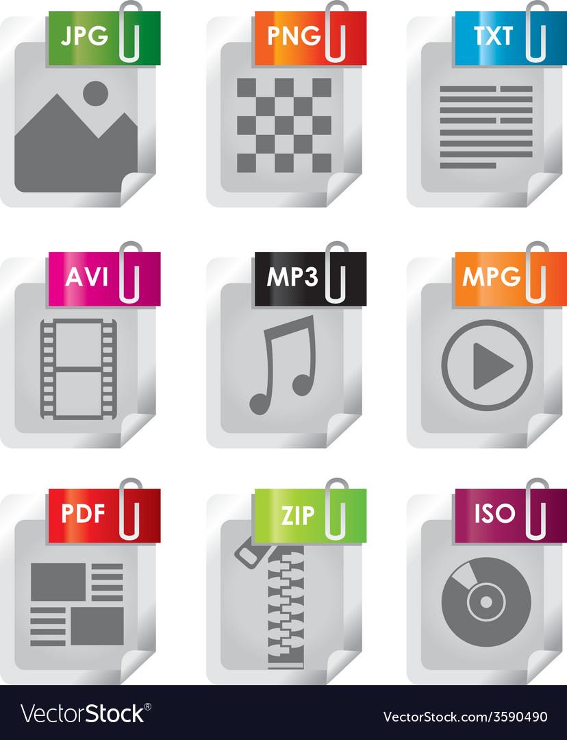 Filetype icon vector   Price: 1 Credit (USD $1)