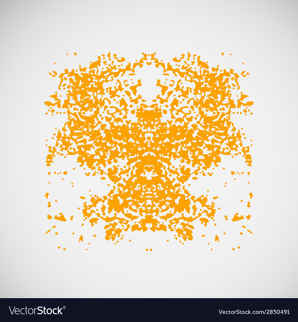 Abstract of chaotic points eps vector | Price: 1 Credit (USD $1)