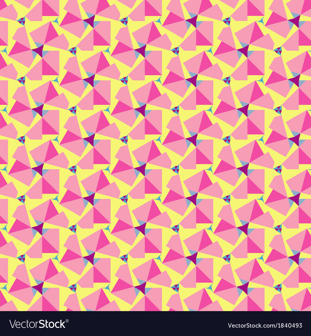 Abstract colorful geometric background vector   Price: 1 Credit (USD $1)