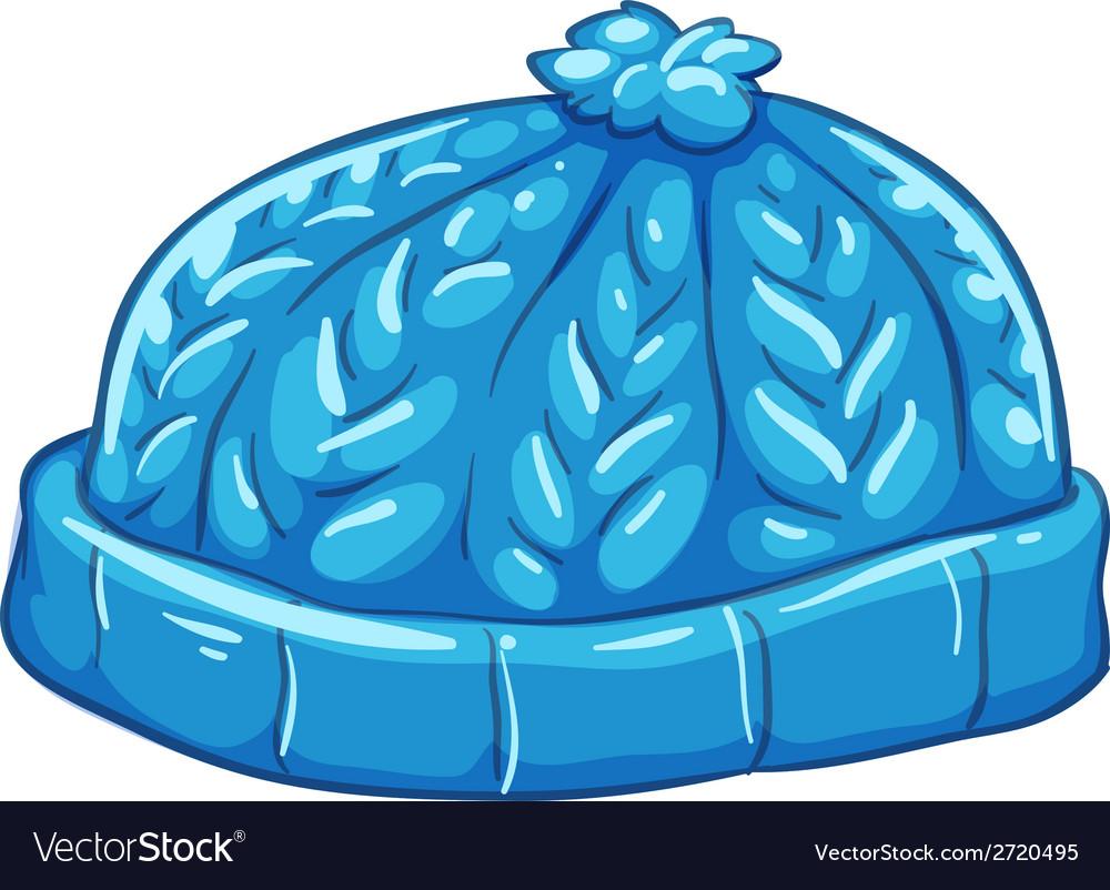 A blue bonnet vector | Price: 1 Credit (USD $1)
