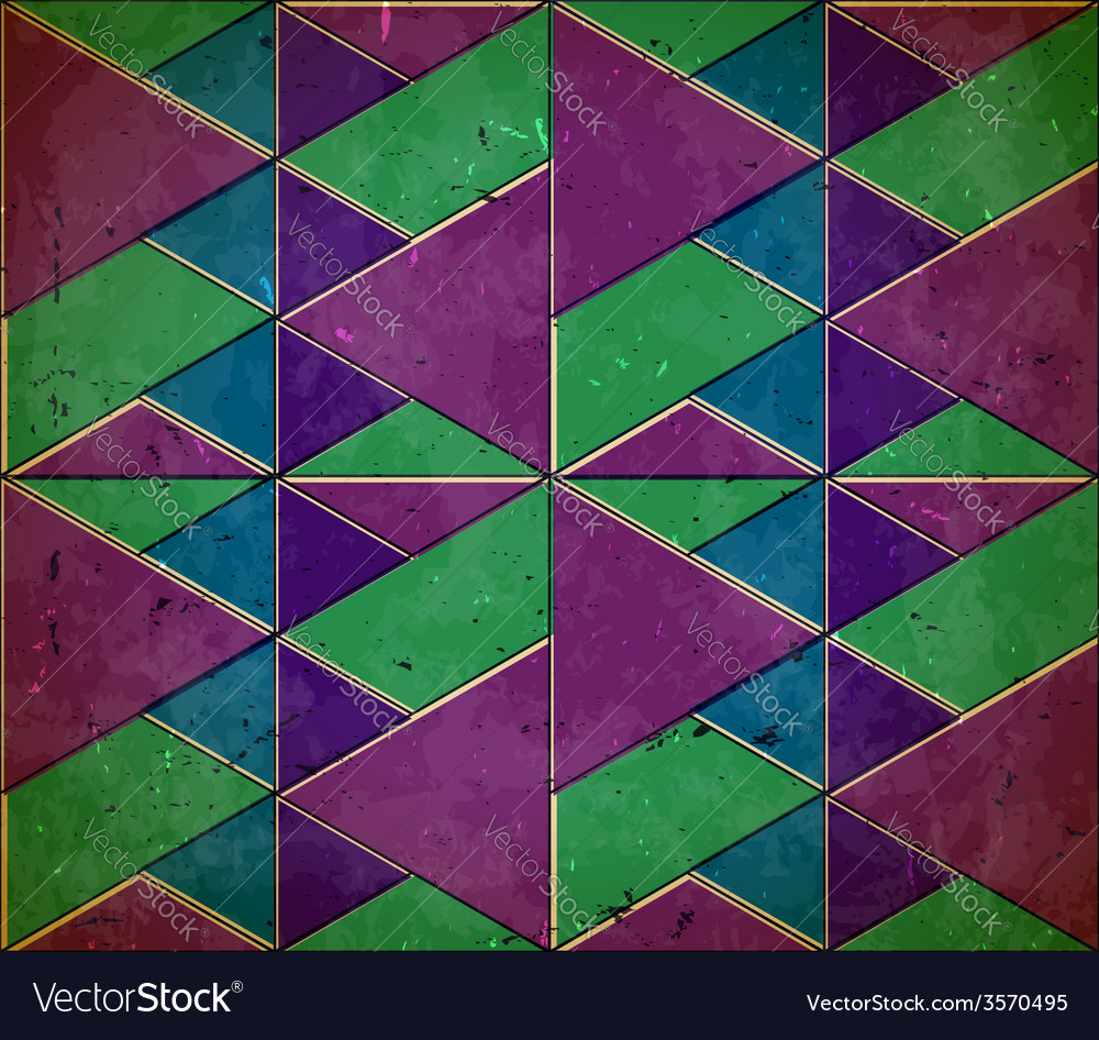 Pattern with shifted colors vector | Price: 1 Credit (USD $1)