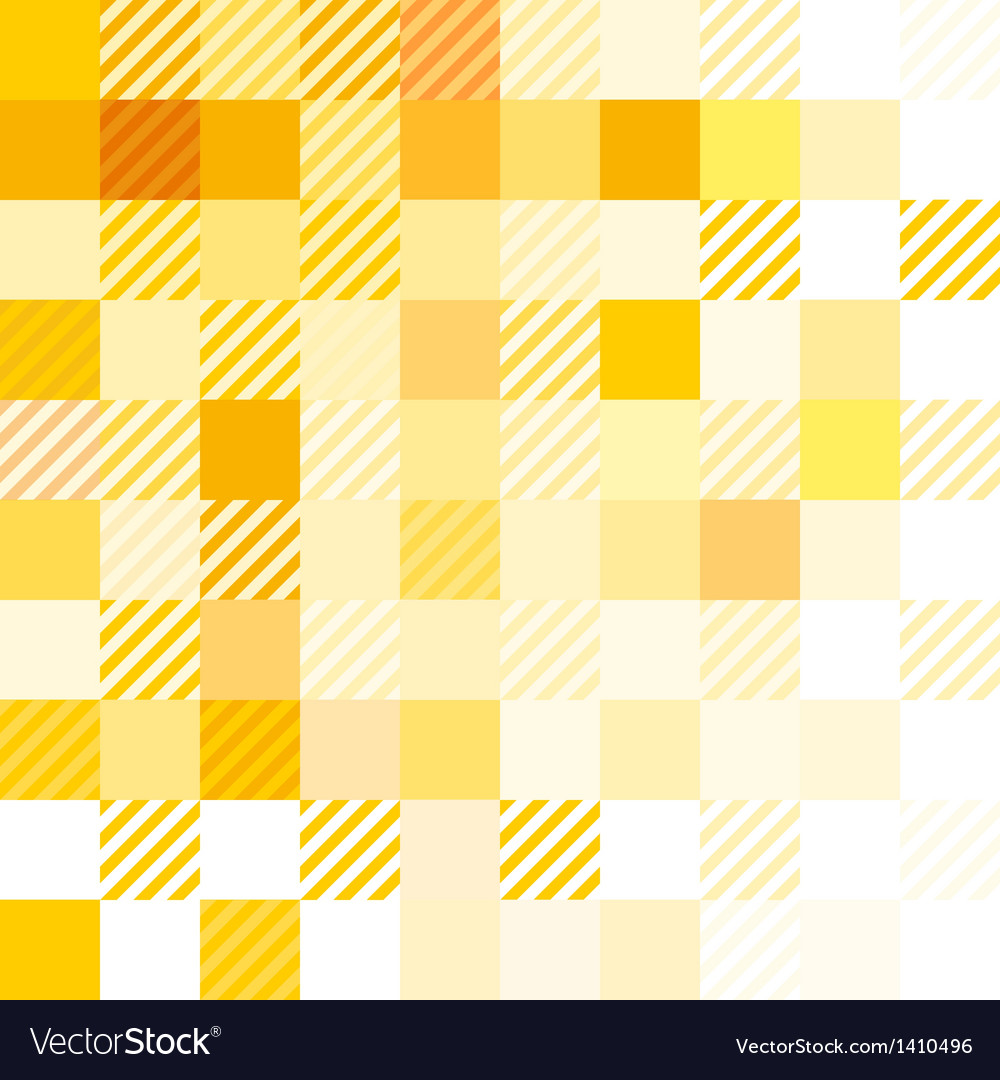 Yellow abstract matter vector | Price: 1 Credit (USD $1)