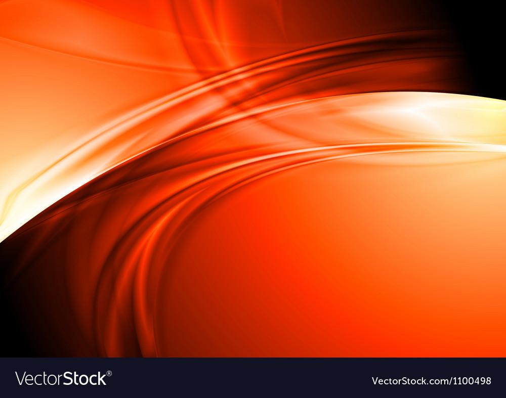 Abstract wavy design vector | Price: 1 Credit (USD $1)