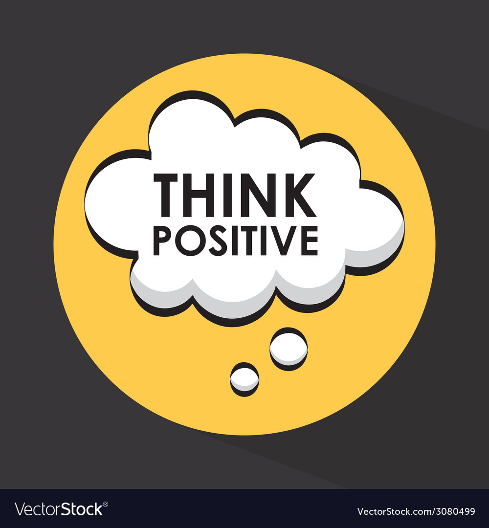 Think design vector | Price: 1 Credit (USD $1)
