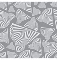 Abstract seamless white and gray pattern eps10 vector