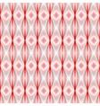 Design seamless diamond geometric vertical pattern vector