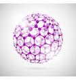 Molecular structure vector
