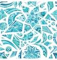 Christmas geometric pattern vector