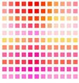 Pink colors vector