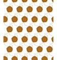 Sealing wax press pattern vector