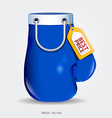 Boxing day shopping creative sale idea vector