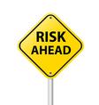 Risk ahead vector