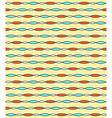 Seamless bright fun abstract horizontal pattern vector