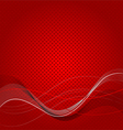 Abstract red texture background vector