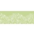 Birthday doodle horizontal seamless pattern vector