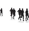 Joggers vector