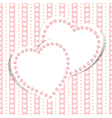 Wedding love background vector