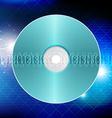 Disk technology concept background vector