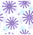 Seamless christmas grunge pattern vector