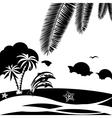 Seashore vector