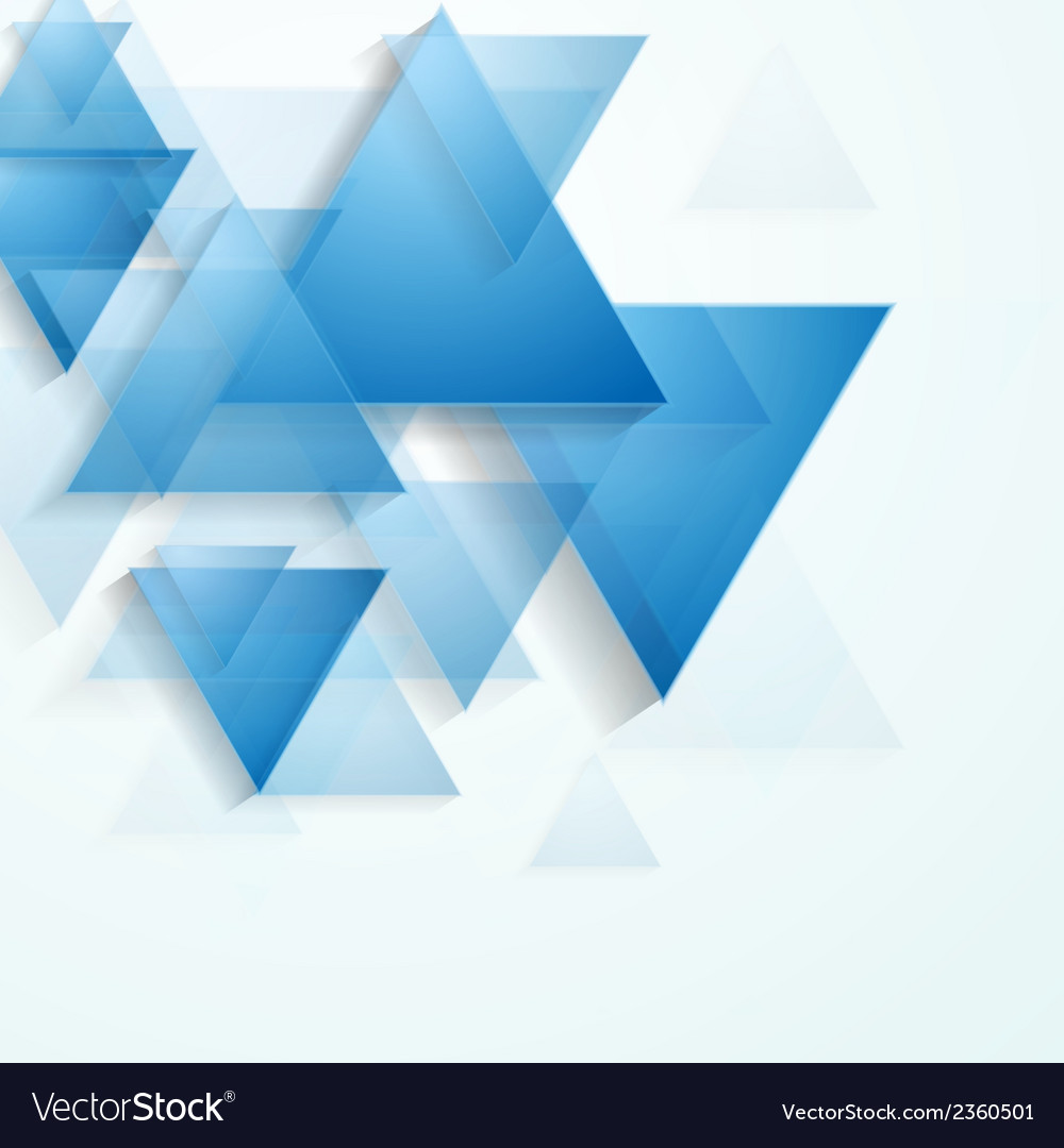 Bright blue tech background vector | Price: 1 Credit (USD $1)