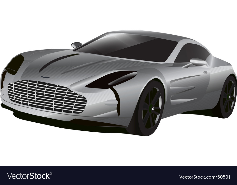 Car illustration vector | Price: 1 Credit (USD $1)