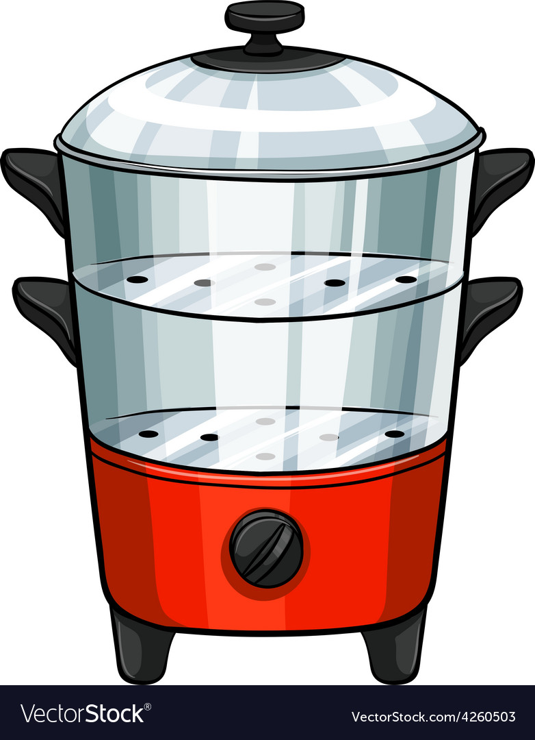 Double boiler vector | Price: 1 Credit (USD $1)