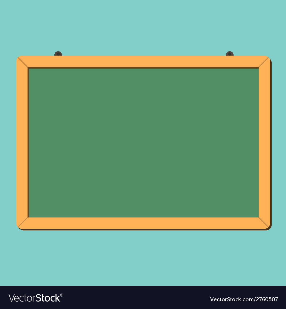 Retro blackboard vector | Price: 1 Credit (USD $1)