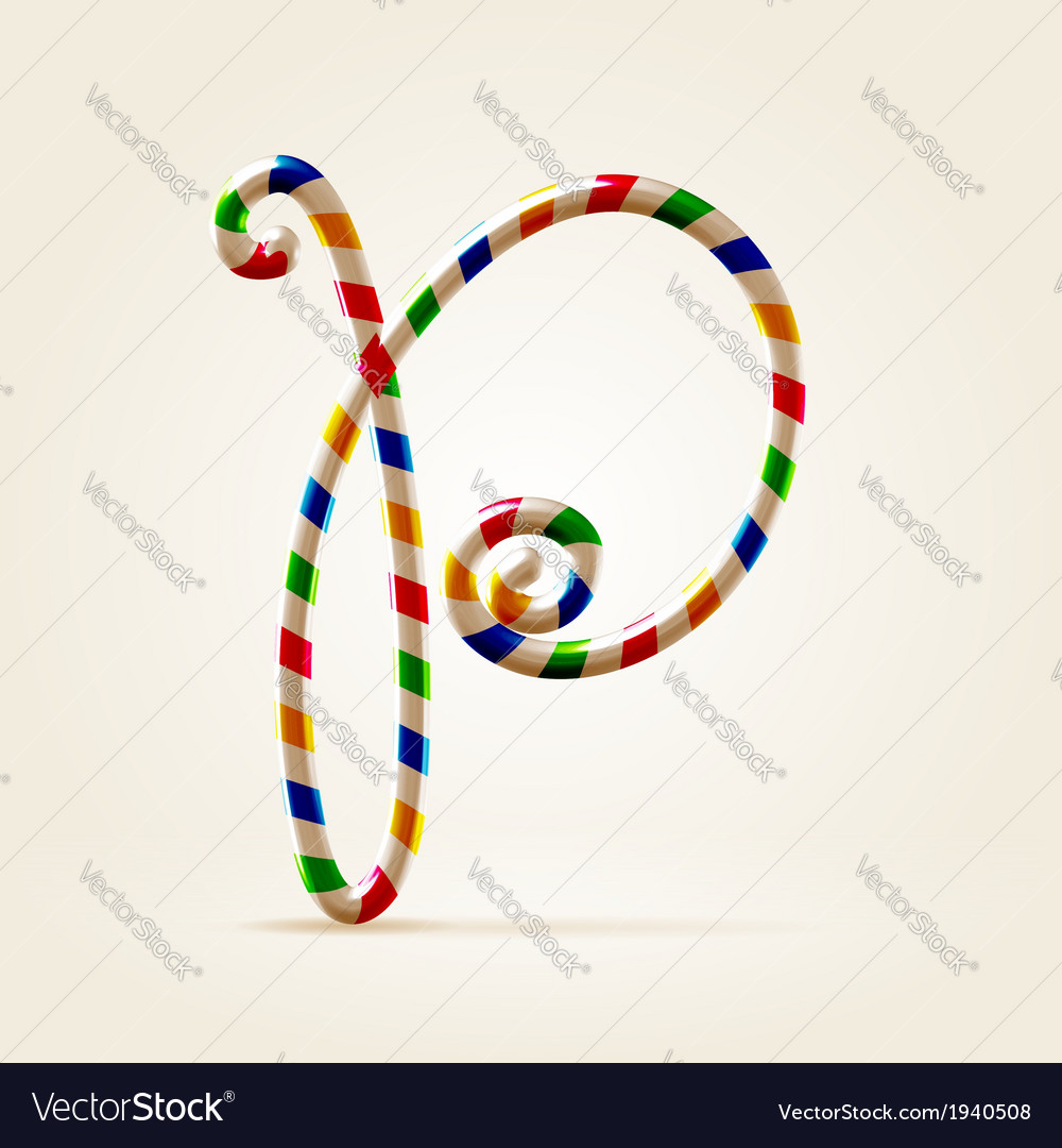 Circus wire plastic abc vector | Price: 1 Credit (USD $1)