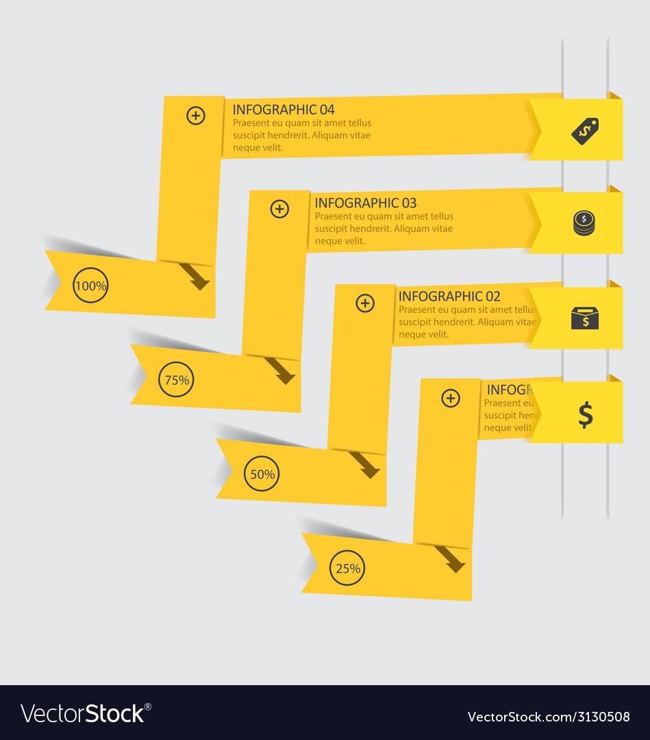 Infographic 48 vector | Price: 1 Credit (USD $1)
