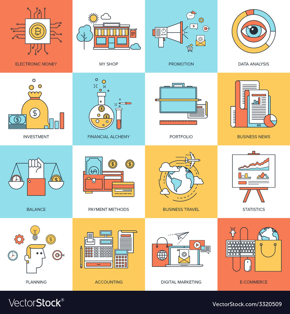 Business concepts vector   Price: 1 Credit (USD $1)