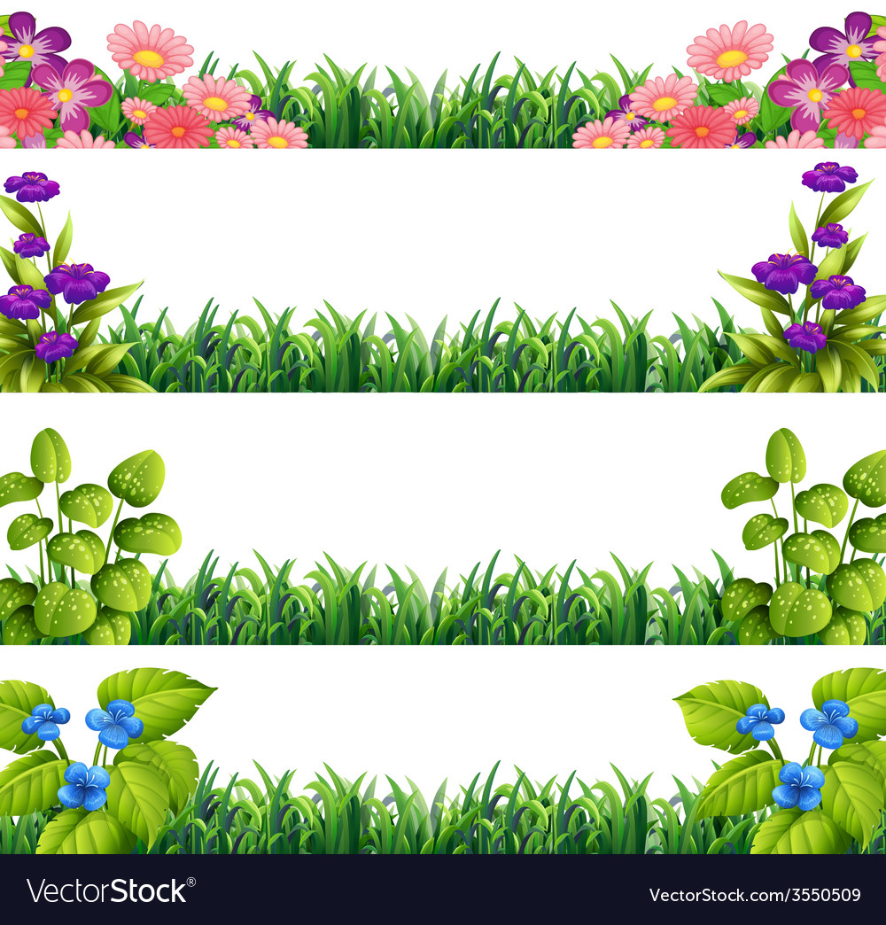 Flower decoration vector | Price: 1 Credit (USD $1)