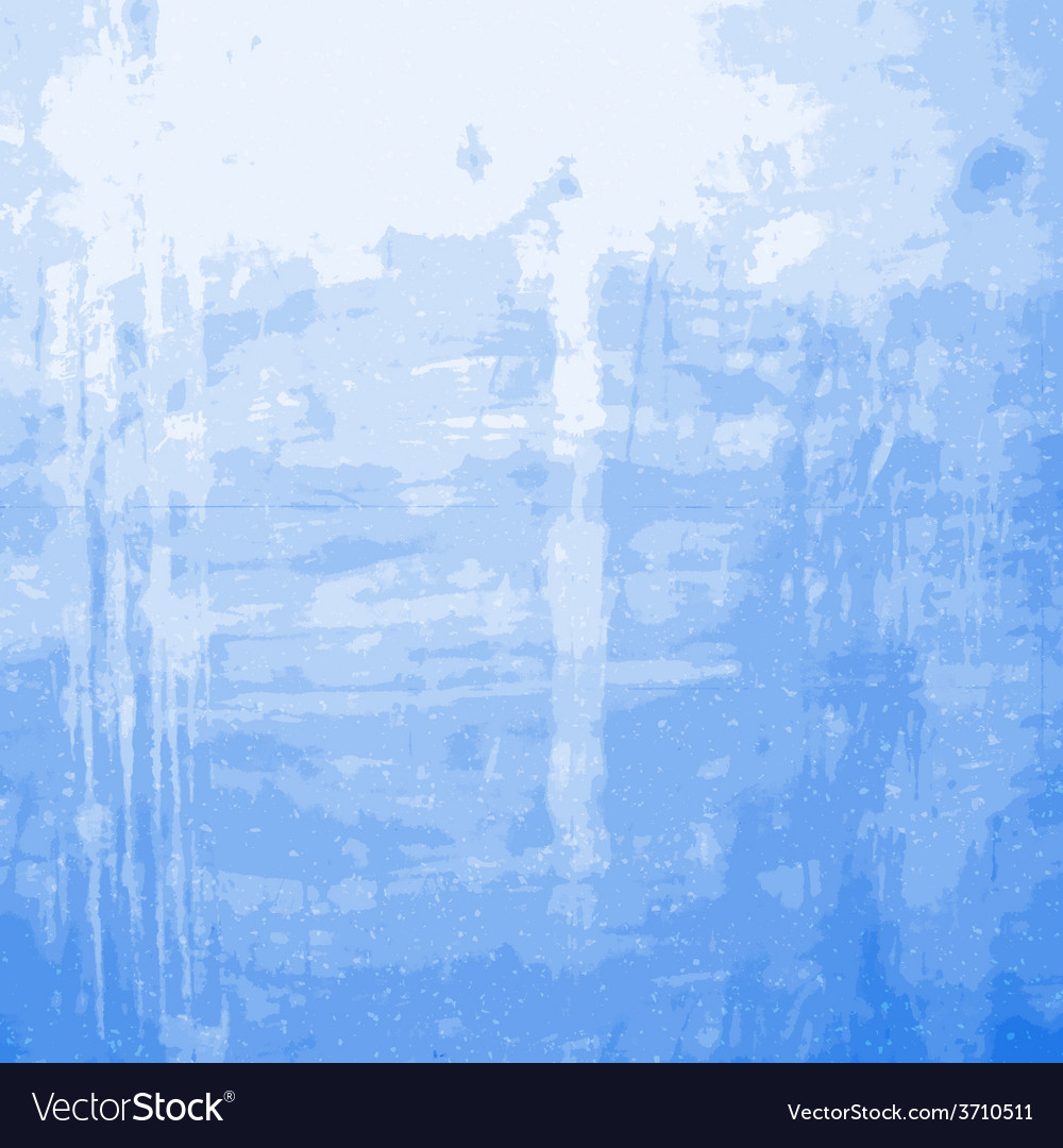 Blue grainy messy wall vector | Price: 1 Credit (USD $1)