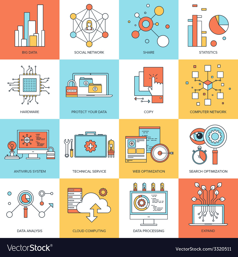 Technology concepts vector | Price: 1 Credit (USD $1)