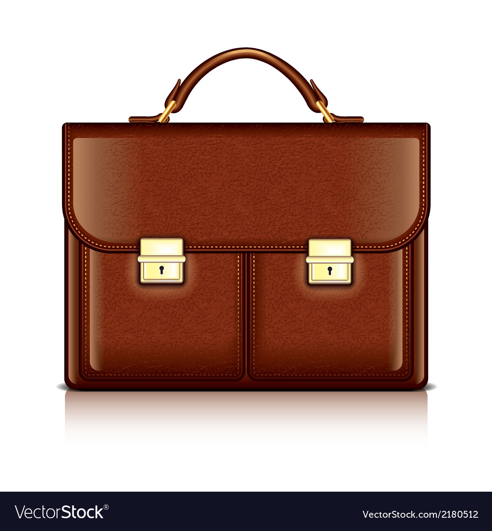 Object briefcase vector | Price: 1 Credit (USD $1)