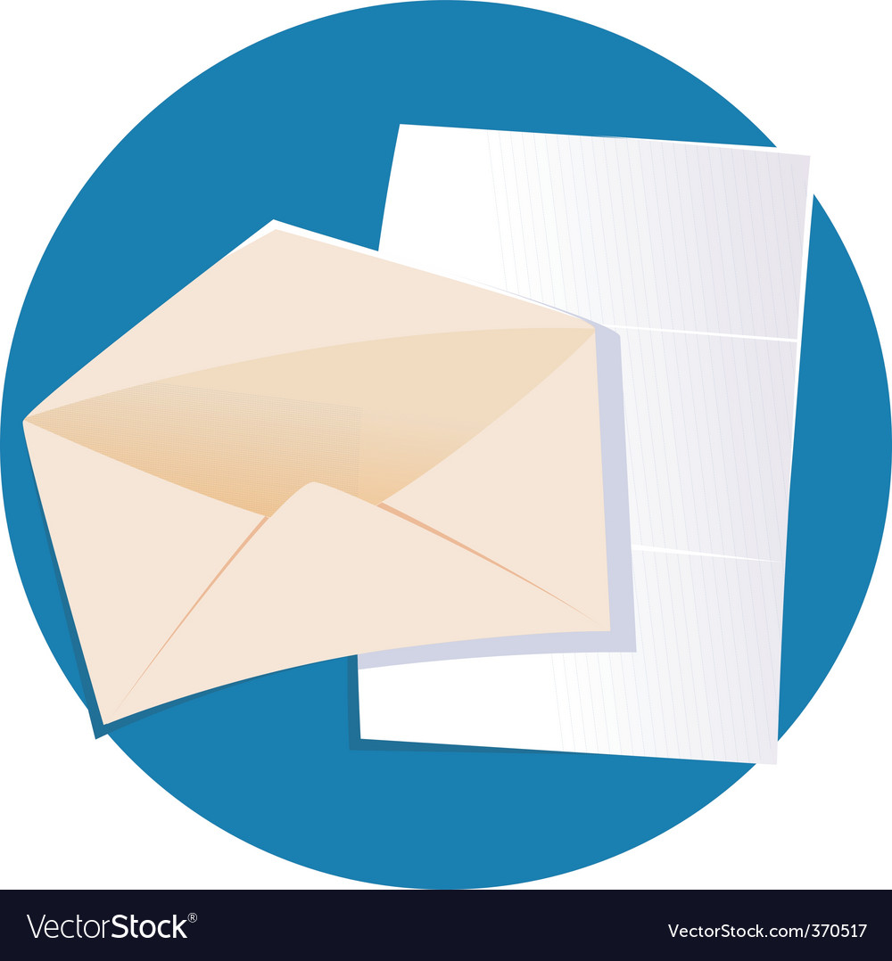 Mail vector | Price: 1 Credit (USD $1)