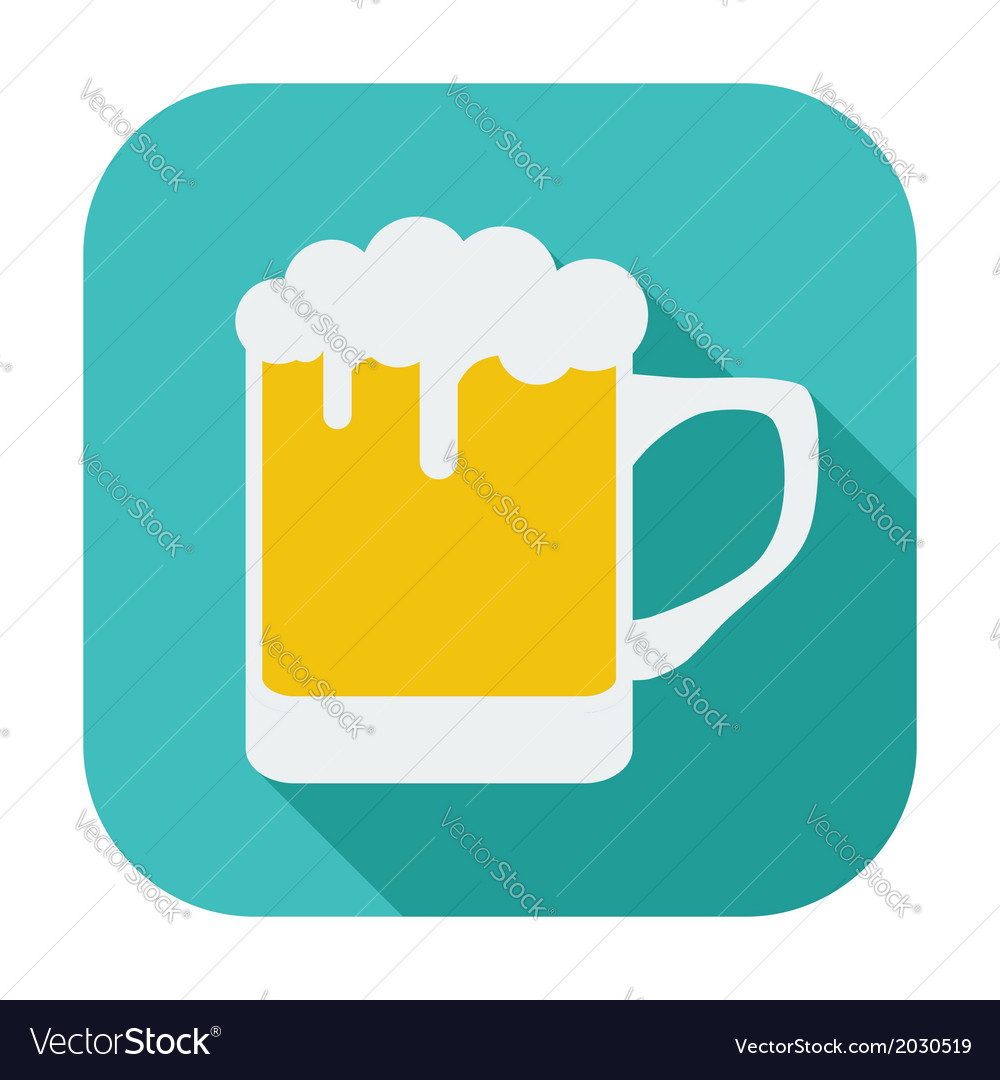 Beer icon vector | Price: 1 Credit (USD $1)