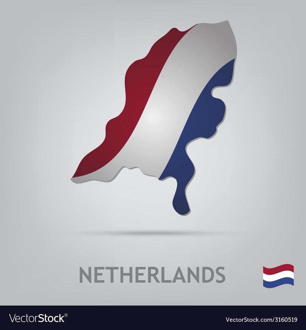 Netherlands vector | Price: 1 Credit (USD $1)