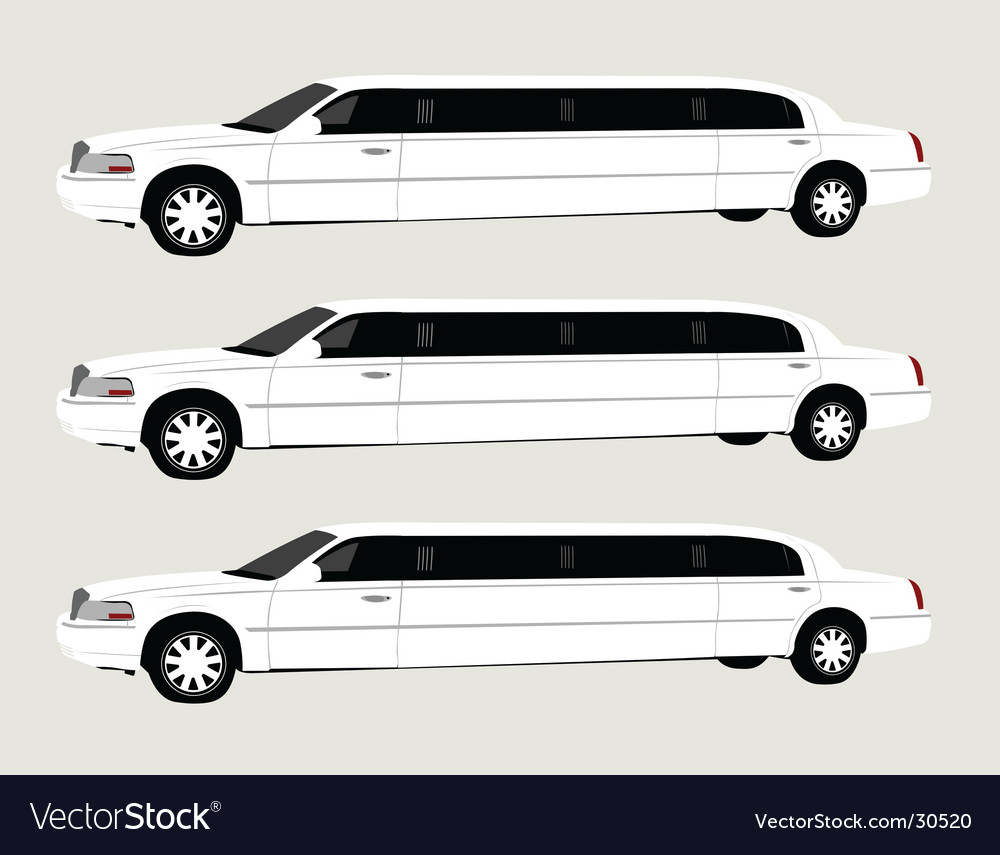 Limo vector | Price: 1 Credit (USD $1)